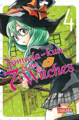 Yamada-kun and the seven Witches 4