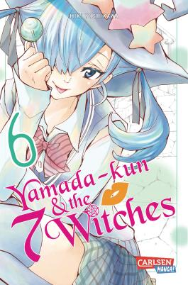 Yamada-kun & the seven Witches. Bd.6