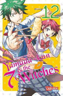 Yamada-kun and the seven Witches 12