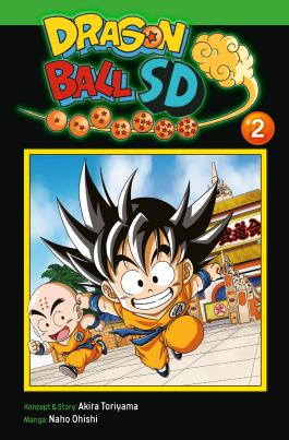Dragon Ball SD 2