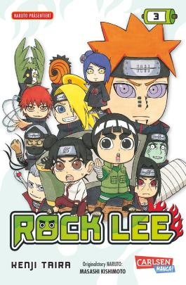 Rock Lee 3