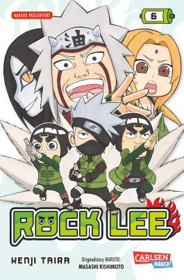 Rock Lee 6