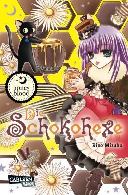 Die Schokohexe - Honey blood