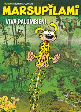 Marsupilami 5: Viva Palumbien!