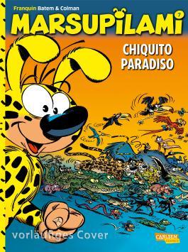 Marsupilami 7: Chiquito Paradiso
