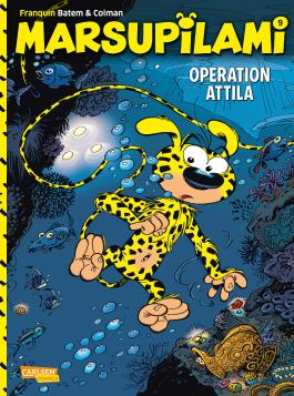 Marsupilami 9: Operation Attila