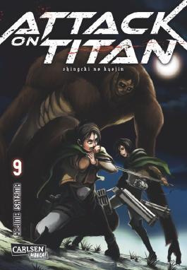 Attack on Titan. Bd.9