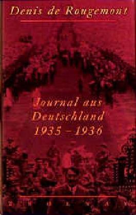 Journal aus Deutschland 1935 - 1936