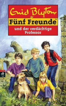 Fünf Freunde und der verdächtige Professor