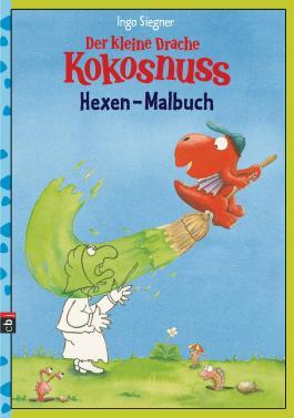 Der kleine Drache Kokosnuss - Hexen-Malbuch