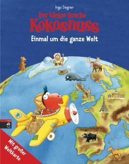 Der kleine Drache Kokosnuss - Einmal um die ganze Welt, Kinderatlas
