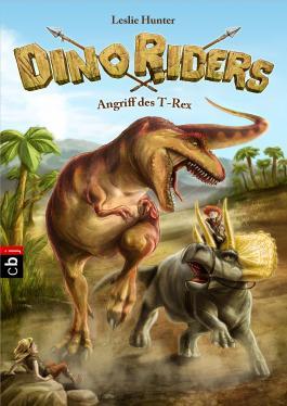 Dino Riders - Angriff des T-Rex