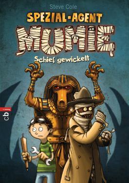 Spezial-Agent Mumie: Schief gewickelt