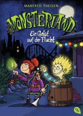 Monsterland - Ein Geist auf der Flucht