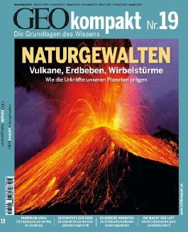 GEO kompakt / GEOkompakt 19/2009 - Naturgewalten. Vulkane, Erdbeben, Wirbelstürme