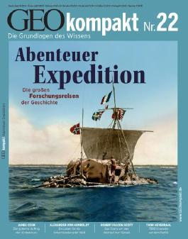 GEO kompakt / GEOkompakt 22/2010 - Abenteuer Expedition