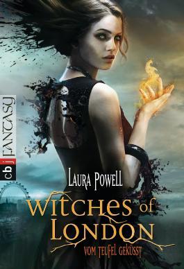 Witches of London - Vom Teufel geküsst