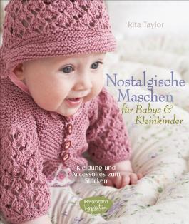Nostalgische Maschen für Babys und Kleinkinder
