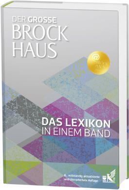 Der große Brockhaus Das Lexikon in einem Band