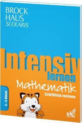 Brockhaus Scolaris Intensiv lernen Mathematik 3.-4. Klasse