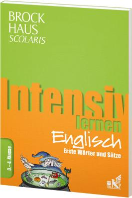 Brockhaus Scolaris Intensiv lernen Englisch 3.-4. Klasse