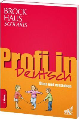 Brockhaus Scolaris Profi in Deutsch 1. Klasse