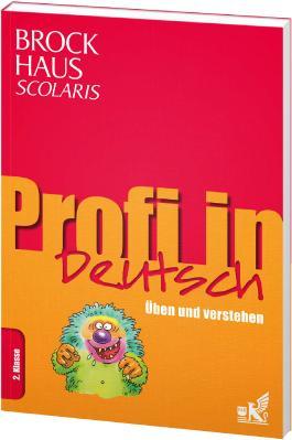 Brockhaus Scolaris Profi in Deutsch 2. Klasse