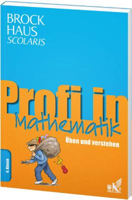 Brockhaus Scolaris Profi in Mathematik 4. Klasse