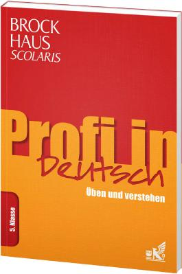 Brockhaus Scolaris Profi in Deutsch 5. Klasse