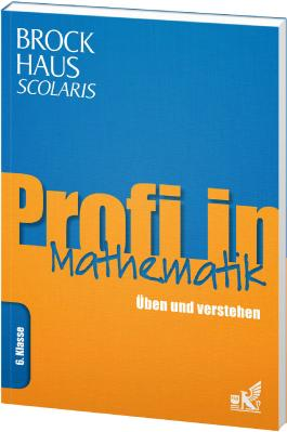 Brockhaus Scolaris Profi in Mathematik 6. Klasse
