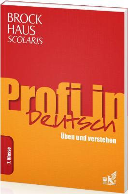 Brockhaus Scolaris Profi in Deutsch 7. Klasse