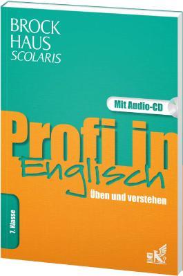 Brockhaus Scolaris Profi in Englisch 7. Klasse, m. Audio-CD