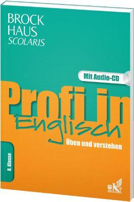 Brockhaus Scolaris Profi in Englisch 8. Klasse, m. Audio-CD