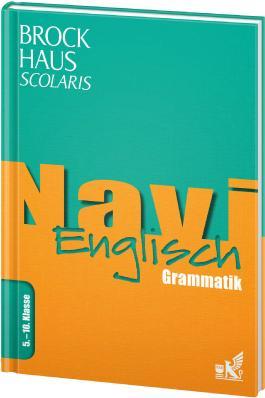 Brockhaus Scolaris Navi Englisch 5. - 10. Klasse