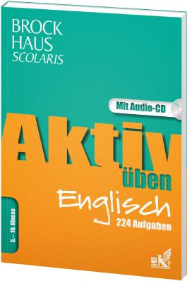 Brockhaus Scolaris Aktiv üben Englisch 5.-10. Klasse