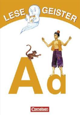 Lesegeister: 1./2. Schuljahr - A wie Aladin: Geschichten für Erstleser