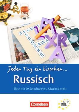 lex:tra Jeden Tag ein bisschen Russisch