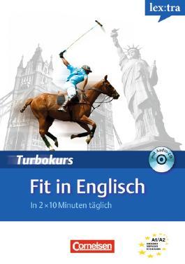 Lextra - Turbokurs Englisch / A1-A2 - Fit in Englisch
