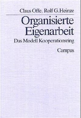 Organisierte Eigenarbeit