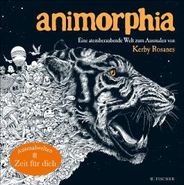 Animorphia – Phantastische Tiermotive