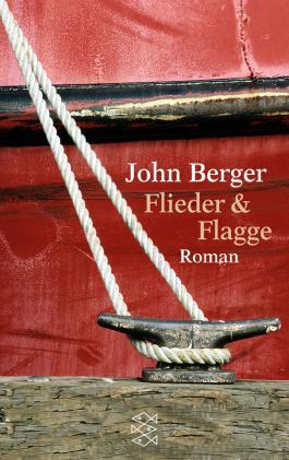 Flieder und Flagge