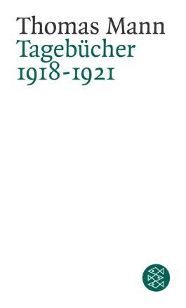 Tagebücher 1918-1921