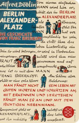 Berlin Alexanderplatz Von Alfred Doblin Bei Lovelybooks Klassiker