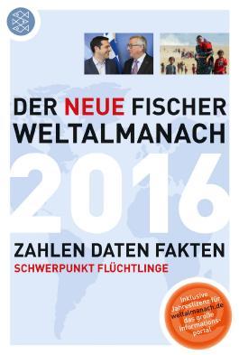 Der neue Fischer Weltalmanach 2016