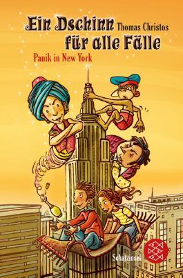 Ein Dschinn für alle Fälle – Panik in New York
