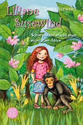 Liliane Susewind – Schimpansen macht man nicht zum Affen