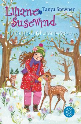 Liliane Susewind – Ein kleines Reh allein im Schnee