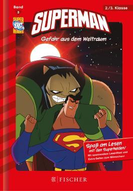 Superman 05: Gefahr aus dem Weltraum