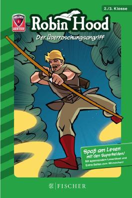 Helden-Abenteuer 02: Robin Hood – Der Überraschungsangriff