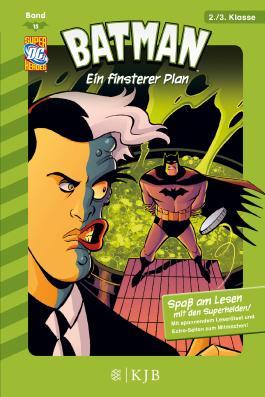 Batman 15: Ein finsterer Plan
